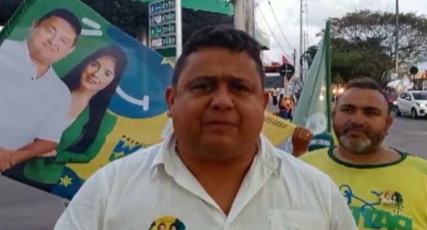 Wallber Virgolino promete criar linha de crédito para microempresários em João Pessoa