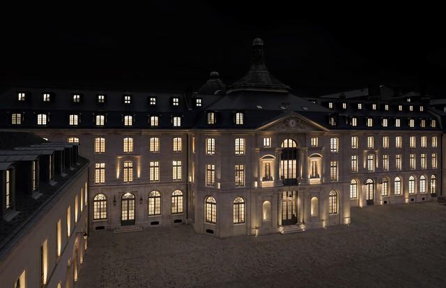 A nova sede da Saint Laurent em Paris (Foto: Divulgação)