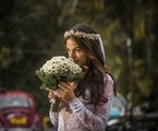 Isis Valverde se veste de noiva para 'Boogie oogie' | Globo/Paulo Belote