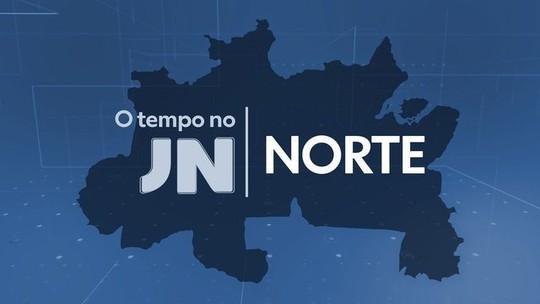 Veja a previsão do tempo para esta quarta (3) no Norte