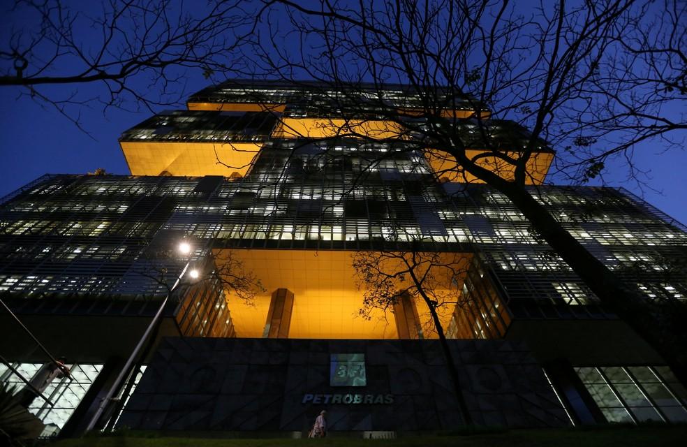Foto da sede da Petrobras no Rio de Janeiro (Foto: Reuters/Sergio Moraes)