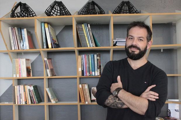 Jacson Fressatto, criador do algoritmo LAURA, que pode salvar milhares de vidas em hospitais (Foto: Divulgação)