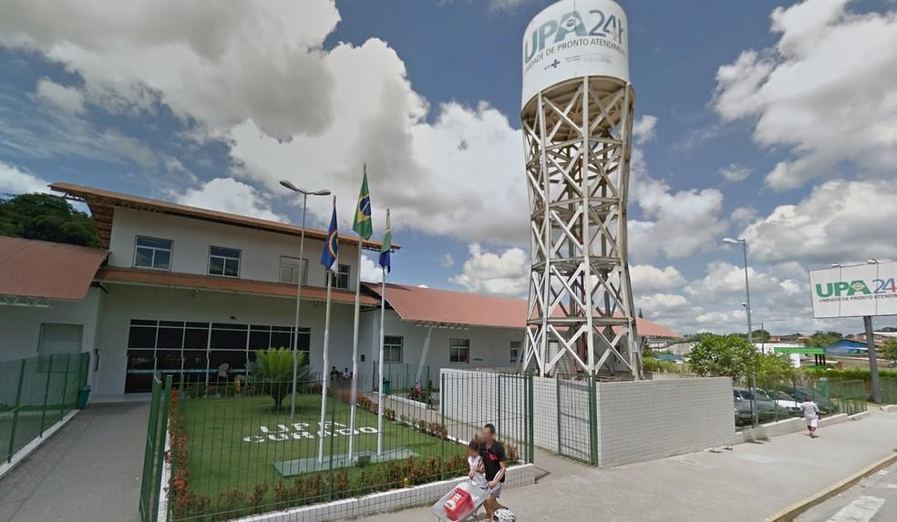 UPA do Curado, em Jaboatão dos Guararapes (Foto: Reprodução/Google Street View)