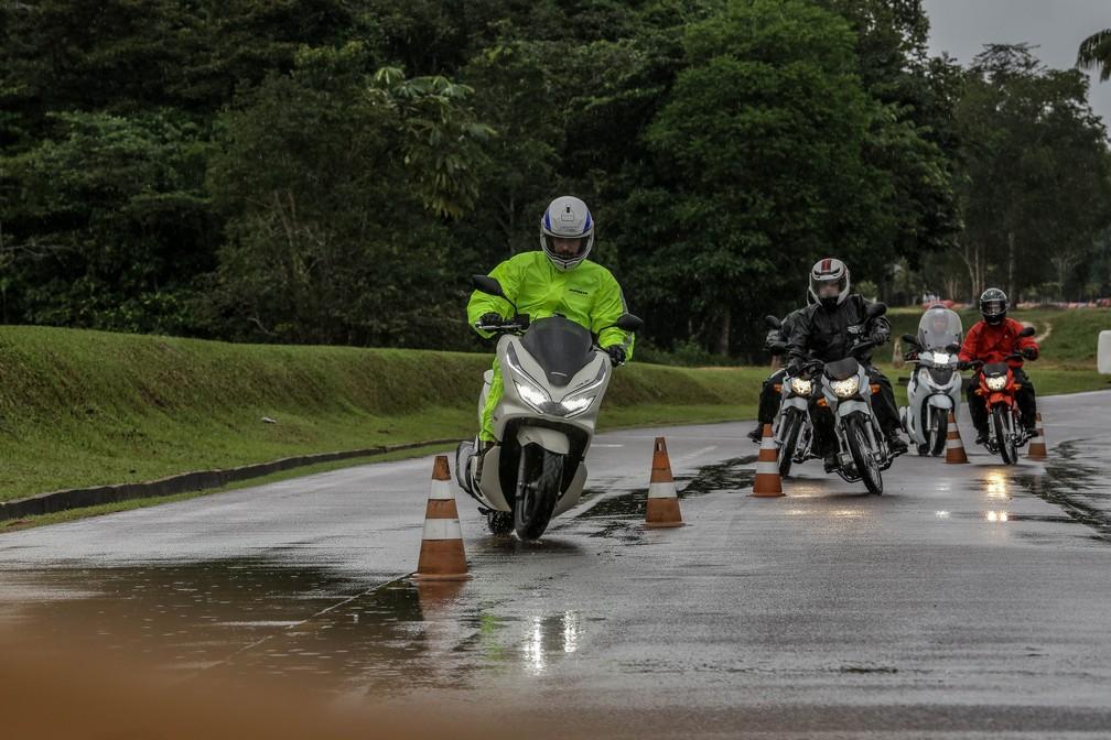 Honda PCX 150 2019 — Foto: Honda/Divulgação