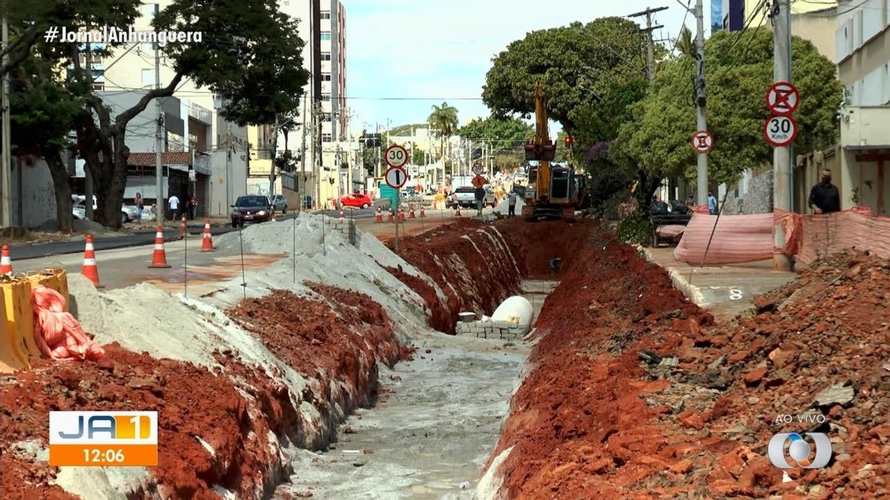 VÍDEOS: Jornal Anhanguera 1ª edição de segunda-feira, 10 de agosto