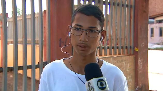 'Oportunidade de chegar mais rápido no mercado de trabalho', diz jovem antes de fazer o Encceja, em Macapá - Notícias - Plantão Diário