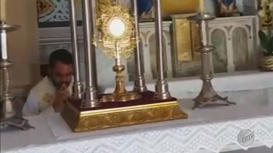 Falta de chuva há quase 4 meses mobiliza grupo de oração no interior de SP