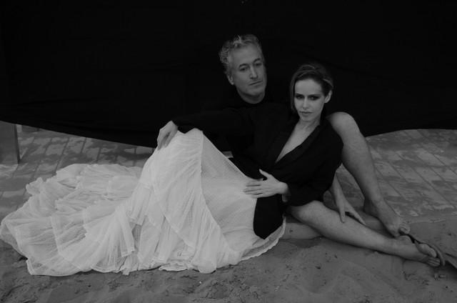 Leona Cavalli e Marco Antônio Ferraz (Foto: Binho Dutra)