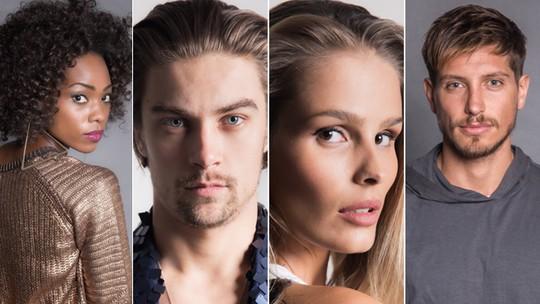 Casting de beldades: conheça os modelos da Fanny Models