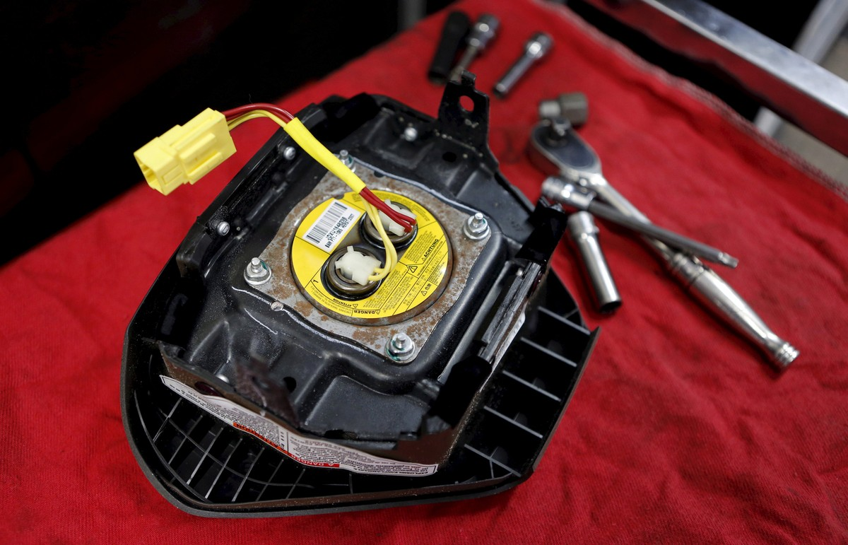 Honda confirms 39 cases of rupture in the 'deadly airbags' in Brazil; in 16 ...