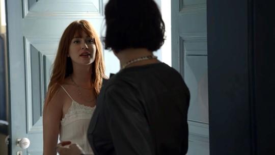 Luz surpreende Valentina com presente inusitado: 'Por isso ela não espera'