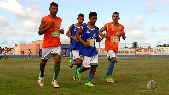 Palmeira-RN tenta se reerguer no futebol potiguar após rebaixamento em 2016