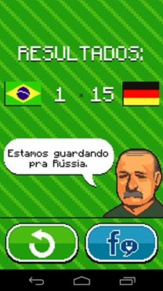 Brasil x Alemanha - Jogo 7 a 1 | Jogos | Download | TechTudo