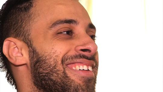 'Plugue' visitou o músico de Barra Mansa que participou do 'Caldeirão'