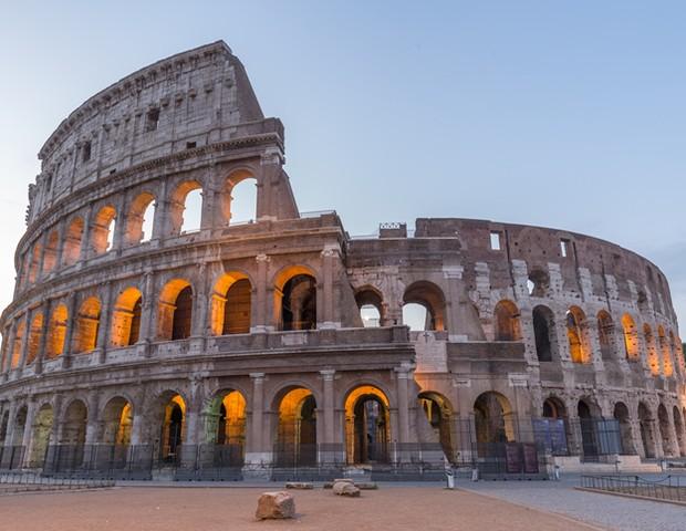 Roma vai reformar o Coliseu e está aceitando propostas de engenheiros (Foto: Getty Images)