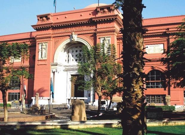 Museu do Cairo (Foto: Reprodução/Wikimedia Commons)