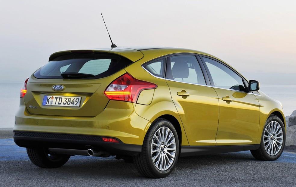 Ford Focus hatch (Foto: Divulgação)