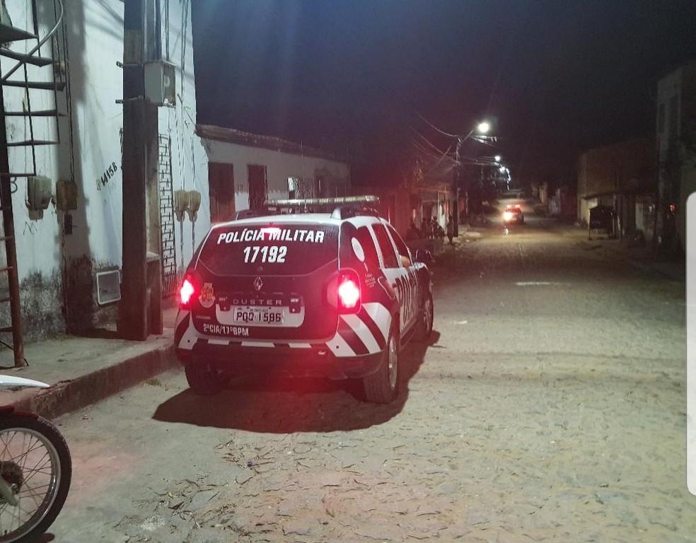 Pedreiro já havia morado no bairro que o crime aconteceu. — Foto: Rafaela Duarte/ Sistema Verdes Mares