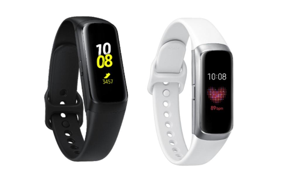 Samsung lança smartwatch Galaxy Fit por R$ 699 — Foto: Divulgação/Samsung