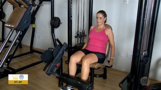 Exercícios, dieta e relacionamento com Deus: autônoma emagrece quase 20kg e recupera saúde