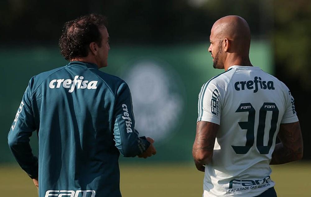 Em comum acordo, Cuca deixa o comando do Palmeiras