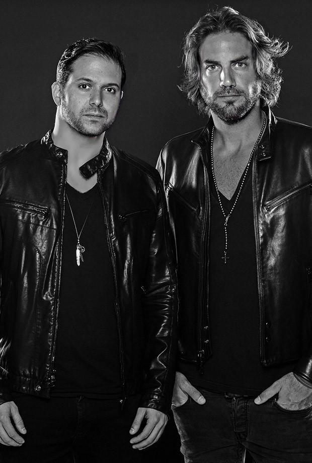 Música: Diego Moura e Mario Velloso  são os nomes à frente da Radiømatik (Foto: divulgação)