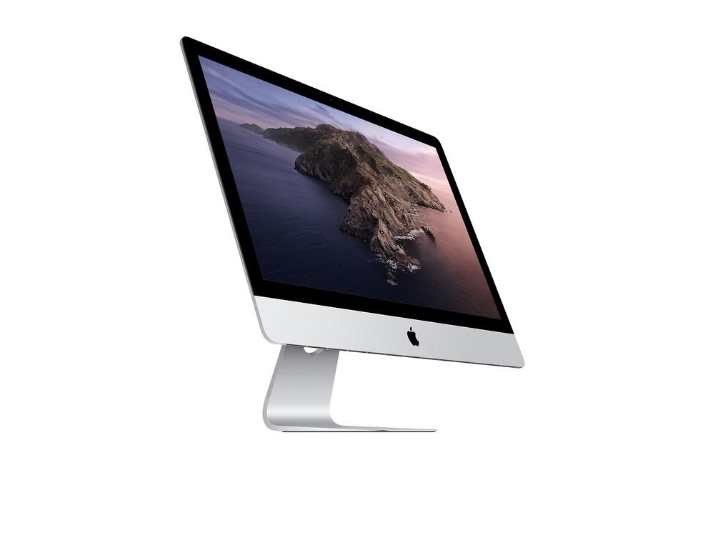 iMac de 27 polegadas pode ter até 8 TB em SSD e 128 GB de memória — Foto: Divulgação/Apple
