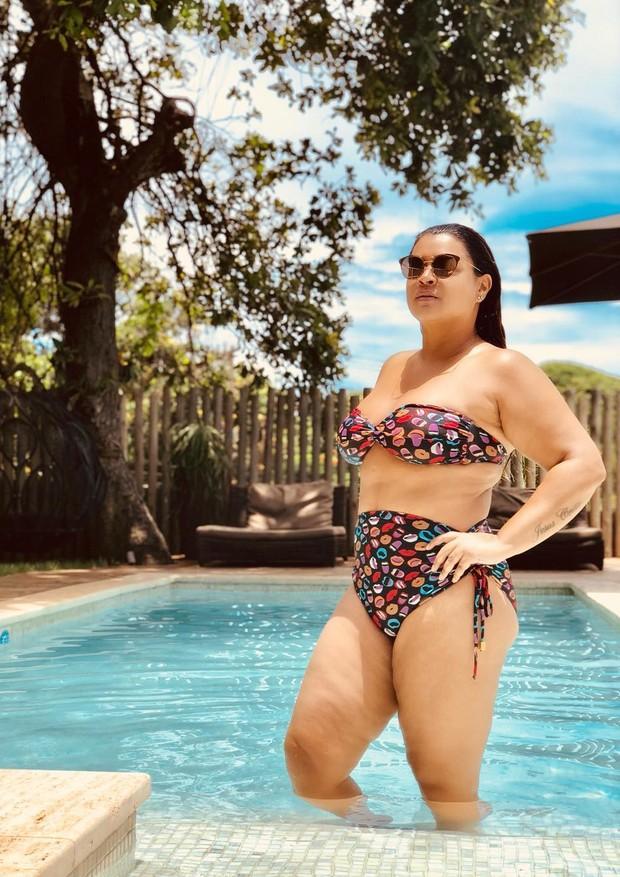 Preta Gil dá lição de autoestima em foto de biquíni (Foto: Reprodução/Instagram)