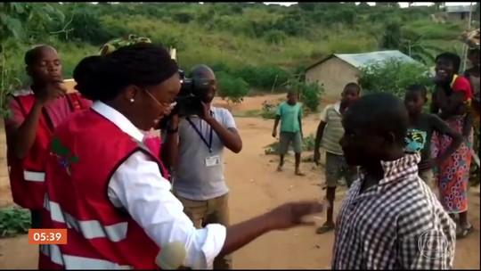Milhares de pessoas são retiradas de casa em Moçambique por causa de passagem de ciclone