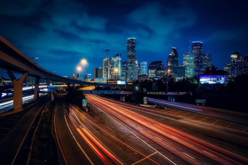 Grandes cidades, como Houston, estão gerando novas palavras. Mas o fenômeno não se resume apenas ao tamanho da população (Foto: 12019/Pixabay/CC0 Creative Commons)