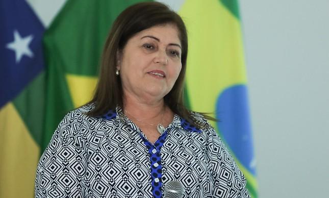 Luciene Resende, presidente da CBG, reeleita para terceiro mandato