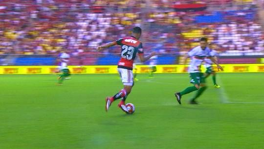 Melhores momentos de Fla 4 x 0 Portuguesa pela Taça Rio