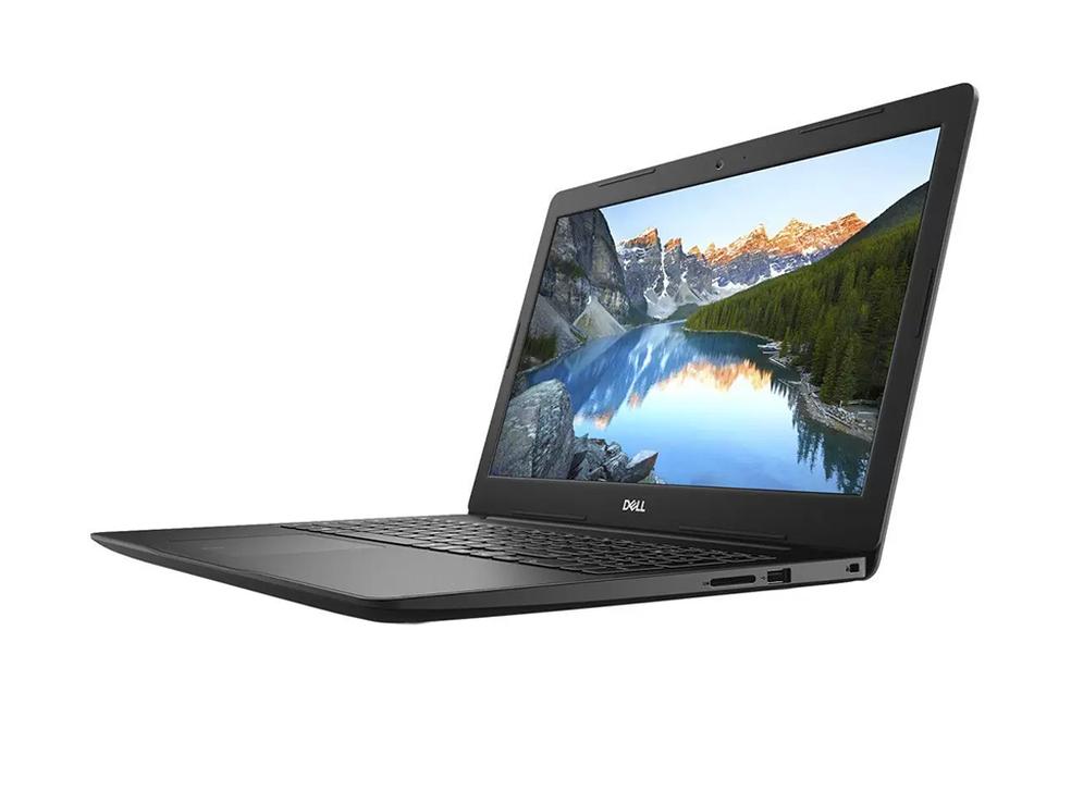 Inspiron da Dell vem com tela de 15,6 polegadas e sistema Linux — Foto: Divulgação/Dell