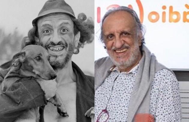 Bemvindo Siqueira viveu o debochado mendigo Bafo de Bode. O trabalho mais recente do ator foi no especial 'O figurante', da Record (Foto: TV Globo - Reprodução/Instagram)