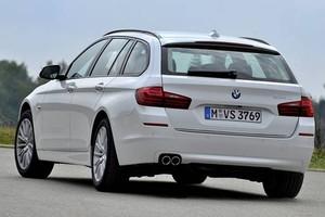 BMW Série 5 Touring 2017