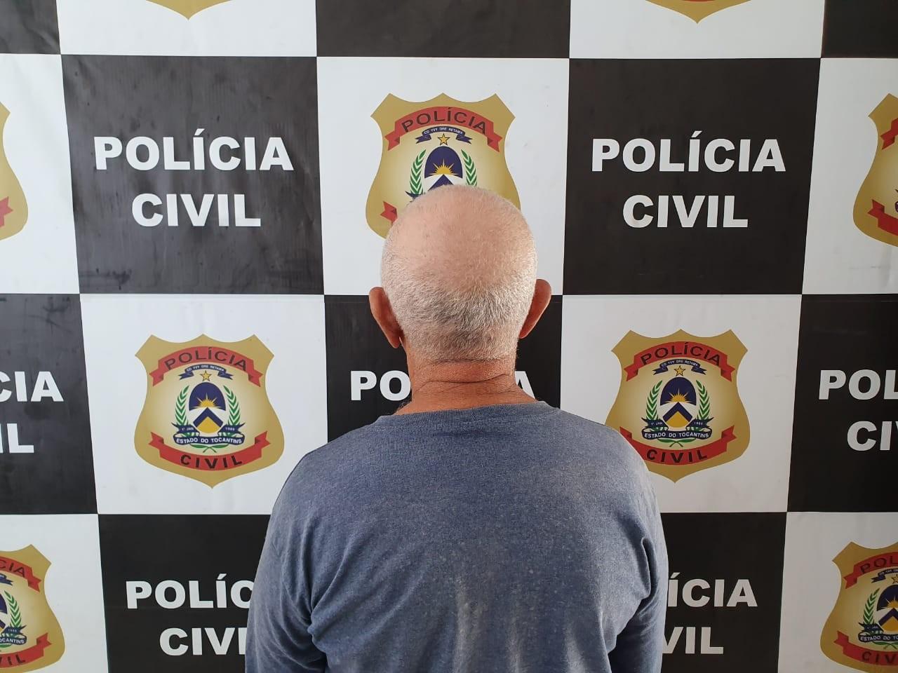 Mototaxista é preso em Gurupi suspeito de tentativa de homicídio que aconteceu há 23 anos - Notícias - Plantão Diário