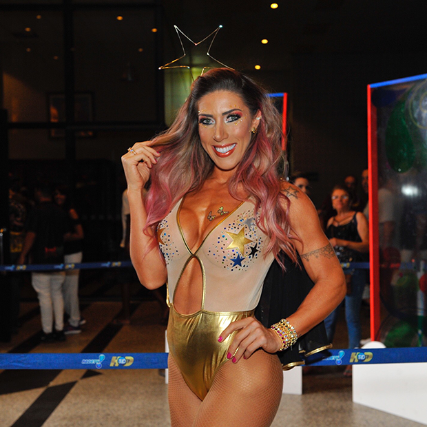 Tati Minerato (Foto: Samuel Chaves/Brazil News)