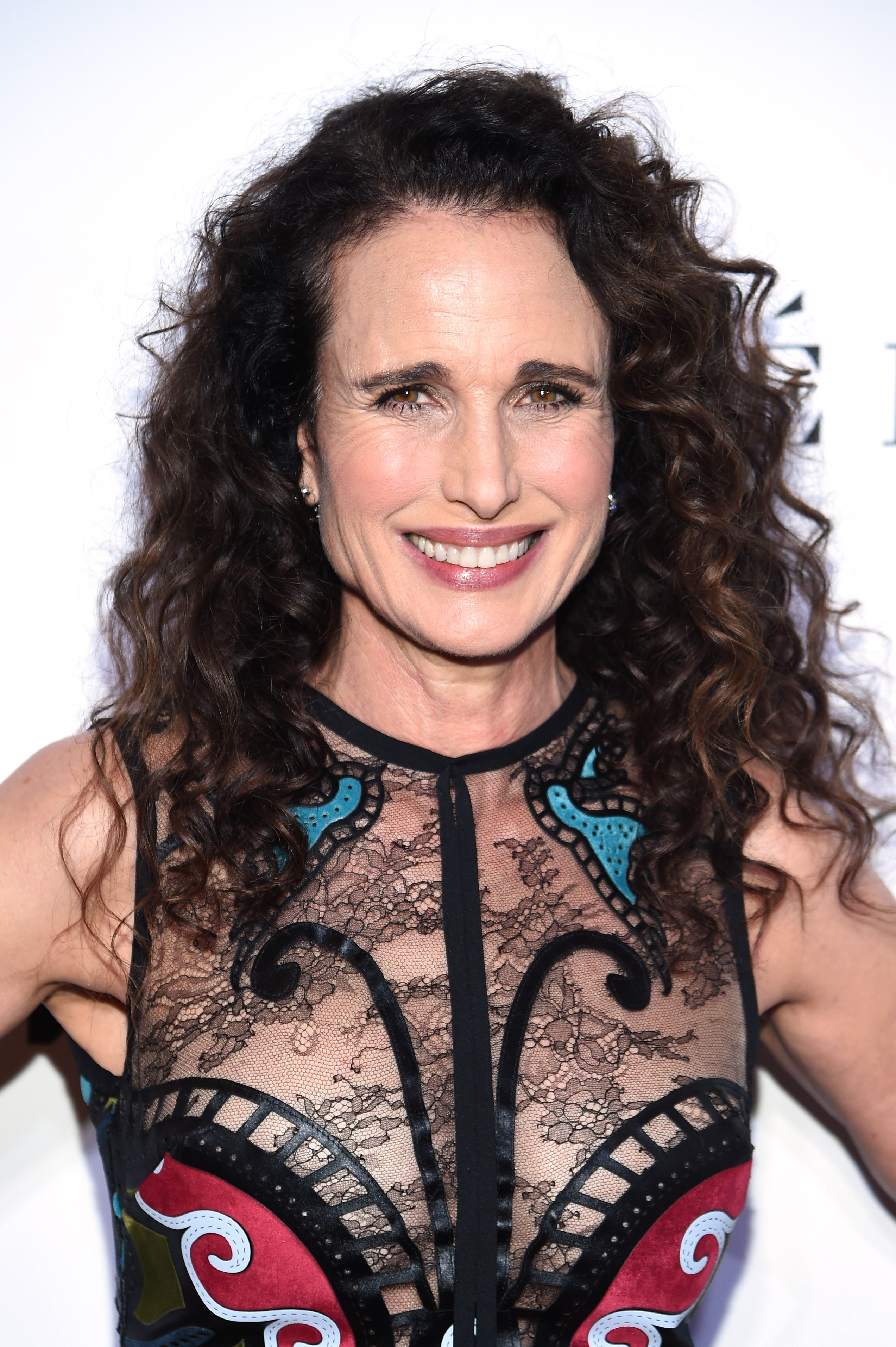 A atriz Andie MacDowell (Foto: Getty Images)