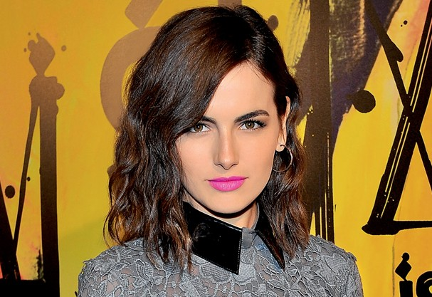 lob-hair-camilla-belle (Foto: Getty Images)