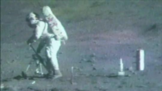 Chegada do homem à Lua faz 50 anos; VÍDEOS relembram missão