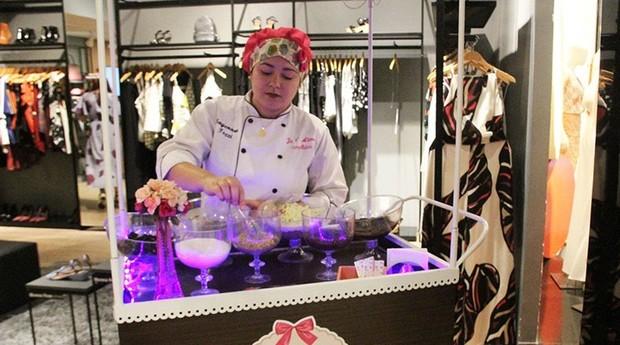 Sayonara Tozzi é a fundadora da Je t'aime Cookies (Foto: Reprodução/instagram/jetaimecookies)