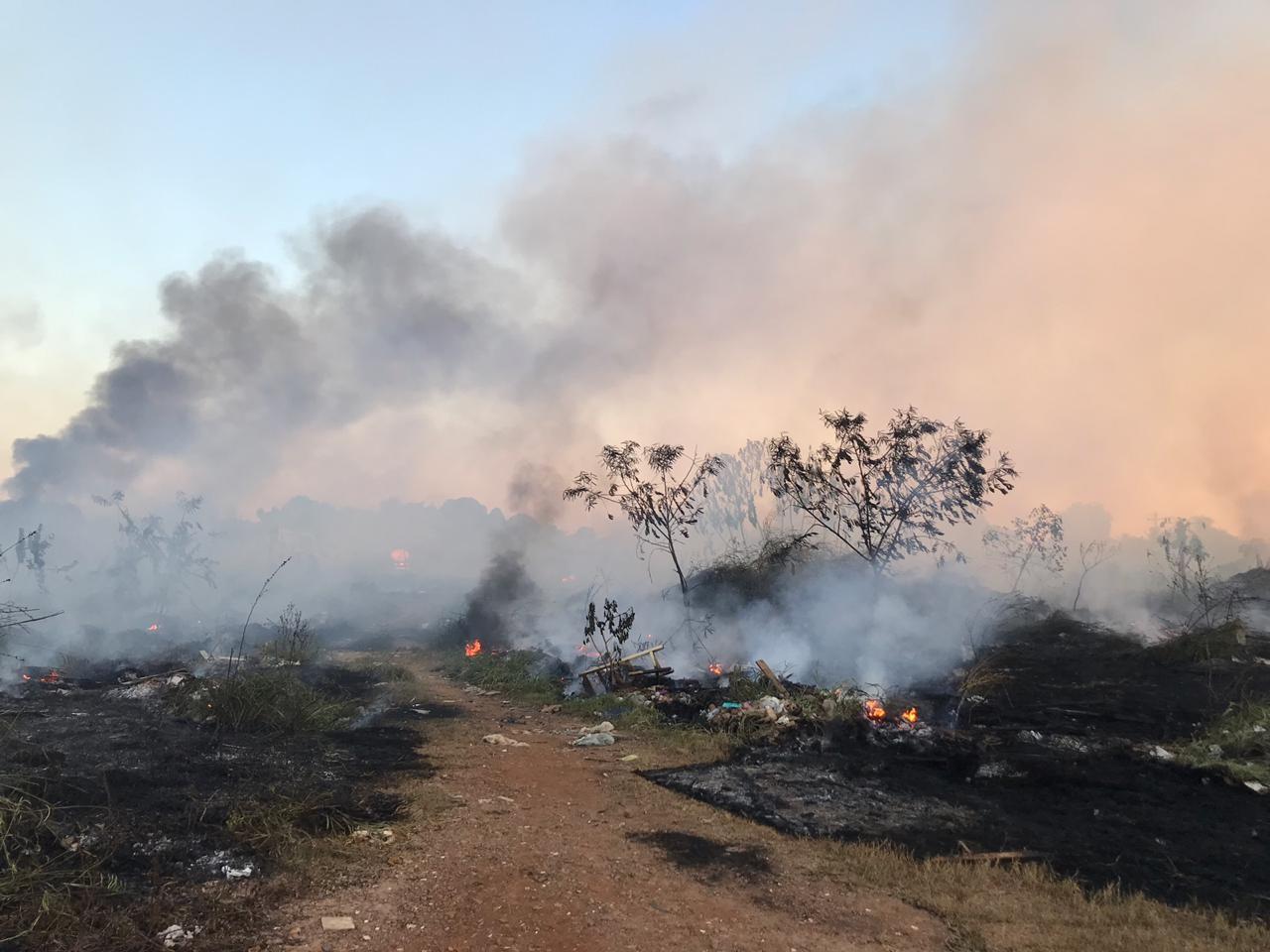 Número de focos de calor quase triplica em RO em menos de 3 meses, aponta Inpe - Notícias - Plantão Diário