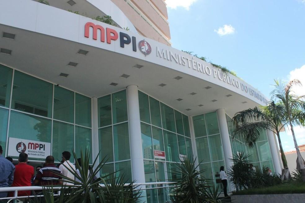 Ministério Público do Piauí — Foto: G1