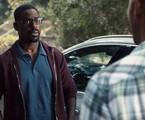 Randall (Sterling K. Brown) no primeiro episódio da quinta temporada de 'This is us' | Divulgação