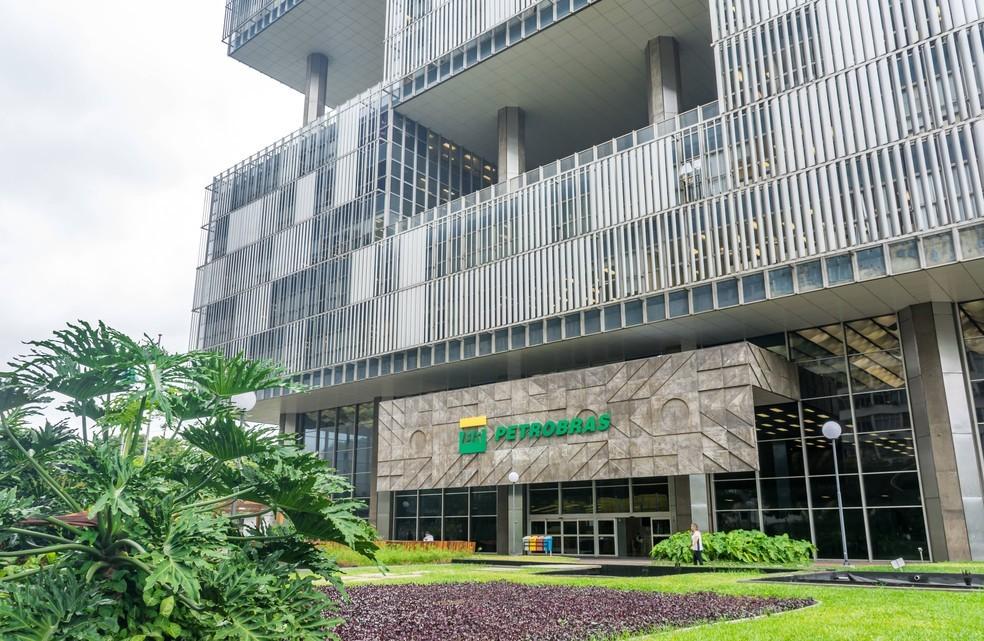 Sede da Petrobras, no Rio de Janeiro — Foto: André Motta de Souza / Agência Petrobras
