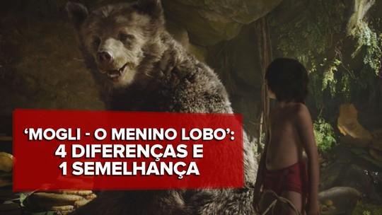 'Mogli: O Menino Lobo' mantém liderança nos cinemas dos EUA