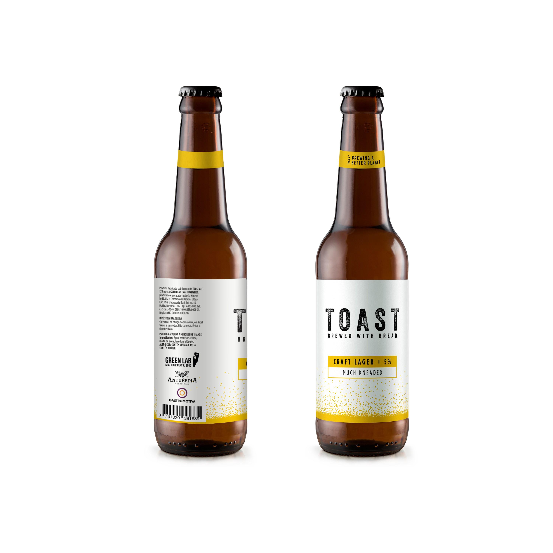TOAST,  a primeira Toast Ale brasileira