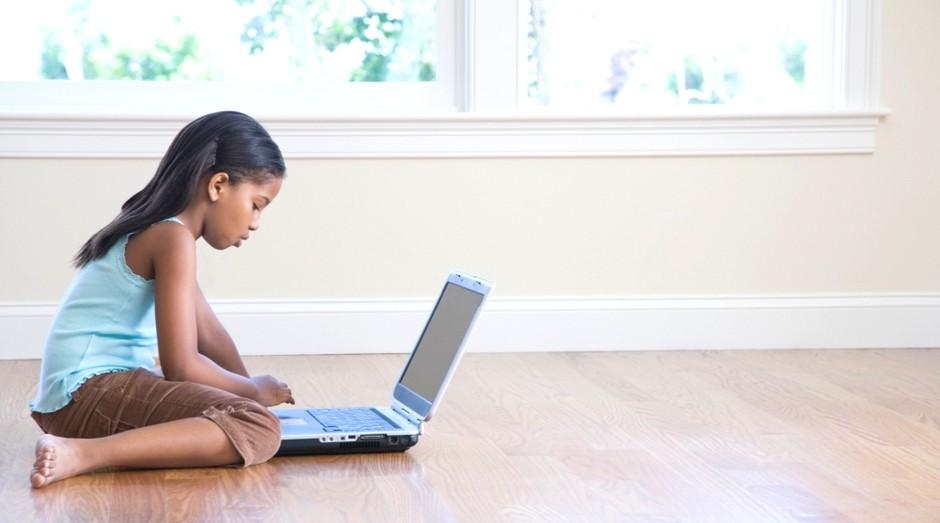 computador; tecnologia; notebook; criança; educação (Foto: ThinkStock)