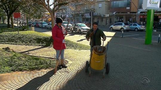 Três cidades do Rio Grande do Sul recebem nota máxima em pesquisa sobre limpeza urbana