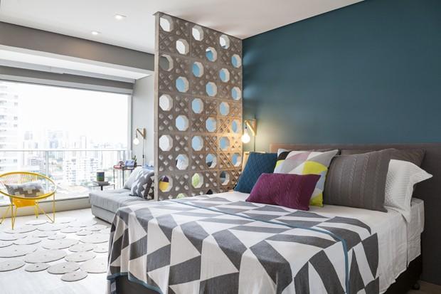 Decoração de apartamento pequeno: 10 dicas para escolher os móveis (Foto: Julia Ribeiro)